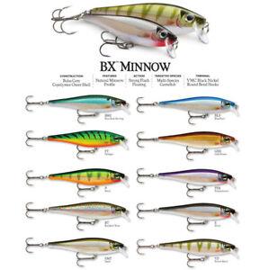 Rapala BX Minnow // BXM10 // 10cm 12g Fishing Lures (Choice of Colors)
