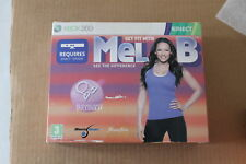 XBOX 360 GET FIT WITH MEL B NEW SEALED OFFICIAL PRODUCT OLD STOCK