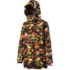 BURTON Women's PROWESS Snow Jacket - Trippy Garden - Size XSmall - NWT -