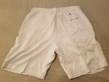 Mens Tommy Bahama Silk Shorts 35 Khaki
