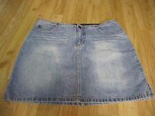 Juniors Denim Mini Skirt from SO Size 7