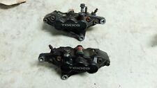 93 GSXR GSX R 1100 GSXR1100 Suzuki front brake calipers right left set
