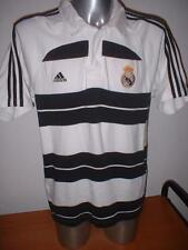 Real Madrid Adidas Rugby Polo Leisure Jersey Shirt Adult Medium Soccer Football