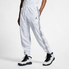 Air Jordan Mens Jumpman Active Tricot Graphic Pants AR4462-100-Size Large
