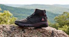 Nike ACG Ruckel Ridge UK 8 EUR42.5 Outdoor Shoes Black/Geode Teal-Red AQ9333 002
