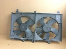 2003 - 2007 NISSAN 350Z COUPE RWD RADIATOR COOLING FAN ASSEMBLY # 14709