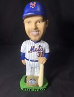Mike PIAZZA Hand Painted Collectible Series Bobblehead  -New in box ~  NY METS