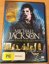 Michael Jackson - Unmasked (DVD, 2009)