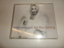 CD  Simone Angel ‎– Let This Feeling