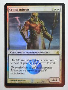 Croisé mirran  Foil Promo    MTG Magic Francais