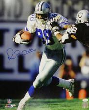 Michael Irvin Autographed/Signed Dallas Cowboys 16x20 Photo JSA 21881