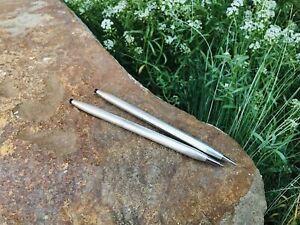 Vintage Cross Sterling Silver 925 Mechanical Pencil + Pen Set