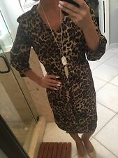 25d28e97df Antonio Melani Women s 3 4 Sleeve Zip Up Dress ...