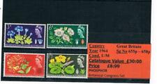GB Stamps - 60s Mint Sets