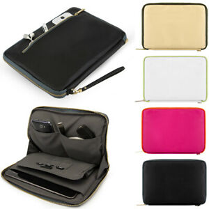 """VanGoddy Leather Tablet Sleeve Pouch Case Bag For 10.5"""" Microsoft Surface Go 2"""