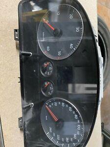 VW Caddy 2K Tacho