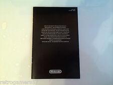 Notice de precaution d'emploi pour la console Nintendo Wii