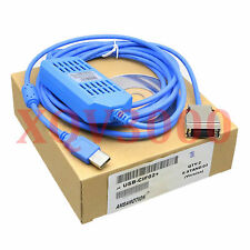 Programming Cable for USB-CIF02 Omron CPM1/1A/2A/CQM1/C200HE/HX PLC Win10/8/7