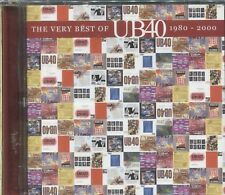 THE VERY BEST OF UB40 - 1980-2000 on CD