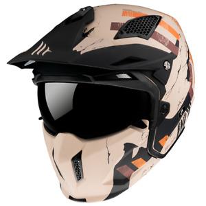 MT Streetfighter SV (Skull 2020 A14 Matt Orange)
