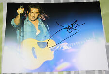 COUNTRY Jake Owen signed 8 x 10, Yee Haw, Startin' with Me, Proof, COA