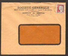 """BASTIA (Corse) BANQUE """"SOCIETE GENERALE"""" en 1963"""
