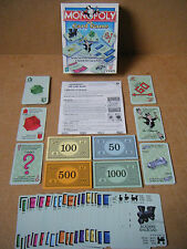 """MONOPOLY CARD GAME"". Winning Moves / Hasbro 2000. Complete in great condition."