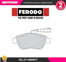 FDB1466 Pasticche freno anteriore Alfa Romeo-Fiat-Lancia (MARCA-FERODO)