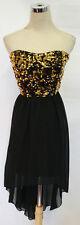 HAILEY LOGAN Black $85 Dance Homecoming Party Dress 7