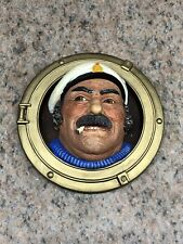 Bossons Legend Porthole Series Chalkware 1987
