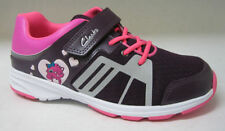Casual Trainers Hook & Loop Fasteners Wide Shoes for Girls