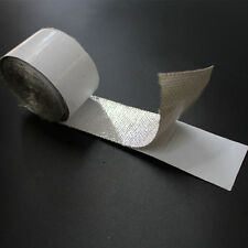 Thermo Shield Adhesive Aluminized Heat Barrier Tape 2''X 33' (5cm*10m) Wrap B