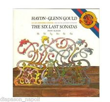 Haydn: Le Ultime 6 sonate (6 Late Piano Sonatas) / Glenn Gould - CD