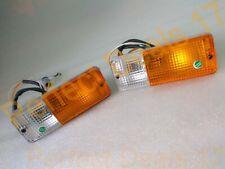 Suzuki SJ413,SJ410 Jimny,Samurai,Sierra Front Turn Signal Indicator Light Pair