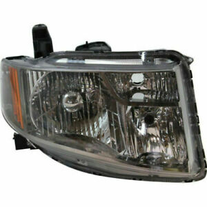 RH Right Passenger Headlamp Lens/Housing SC Model fits 2009 2010 Honda Element