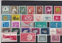 Germany DDR mounted mint Stamps Ref 14776