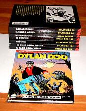 DYLAN DOG collezione BOOK N.1 L'ALBA DEI MORTI VIVENTI+7 numeri-vedi lista