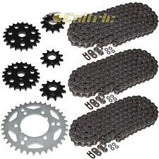O-Ring Drive Chain & Sprockets Kit Fits POLARIS MAGNUM 425 4X4 1995 1996 1997 19