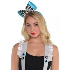 Alice in Wonderland Headband Adult Costume Accessory -NEW!!