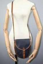 Authentic Vintage MULBERRY Scotchgrain Small Crossbody Flap Bag