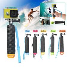 Floating Sponge Selfie Stick Kit for GoPro Hero 5/4 Session Hero 6 5 4 SJCAM Cam