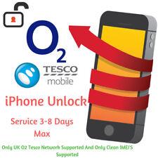 Unlocking UK O2 Network iPhone 4/4S/5/5S/5C/6/6S/6+/6S+/SE/7/7+ Express Service