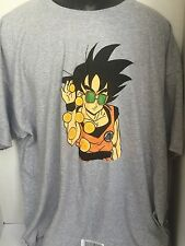 """Fruit of the Loom """"Athletic Heather"""" Gray Cotton T Shirt, Size 3XL, NWT"""