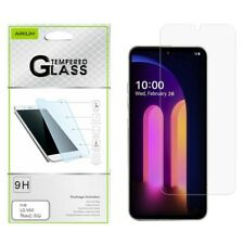 For LG V60 ThinQ 5G Tempered Glass Screen Protector Clear Film Shockproof Guard
