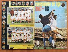 Álbum Campeonato De Liga 1967-68  Ed DisgraFher  153 Cromos