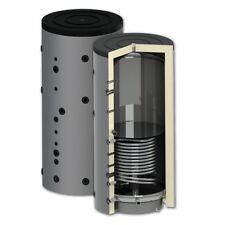 Pufferspeicher Schichtenspeicher 1000 Liter mit 1 Wärmetauscher inkl. Isolierung