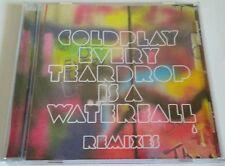 Coldplay - Every teardrop is a waterfall. Remixes (Maxi-Single, 12 tracks) 2011