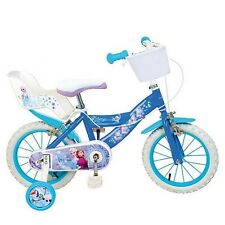 "Bike 14 "" Frozen Disney girl kid bicycle 14 inch New"