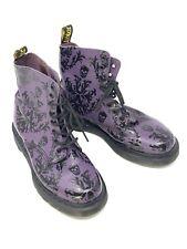 Purple Dr Martens Size 5