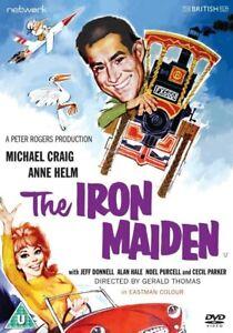 The Iron Maiden - DVD NEW & SEALED - Michael Craig